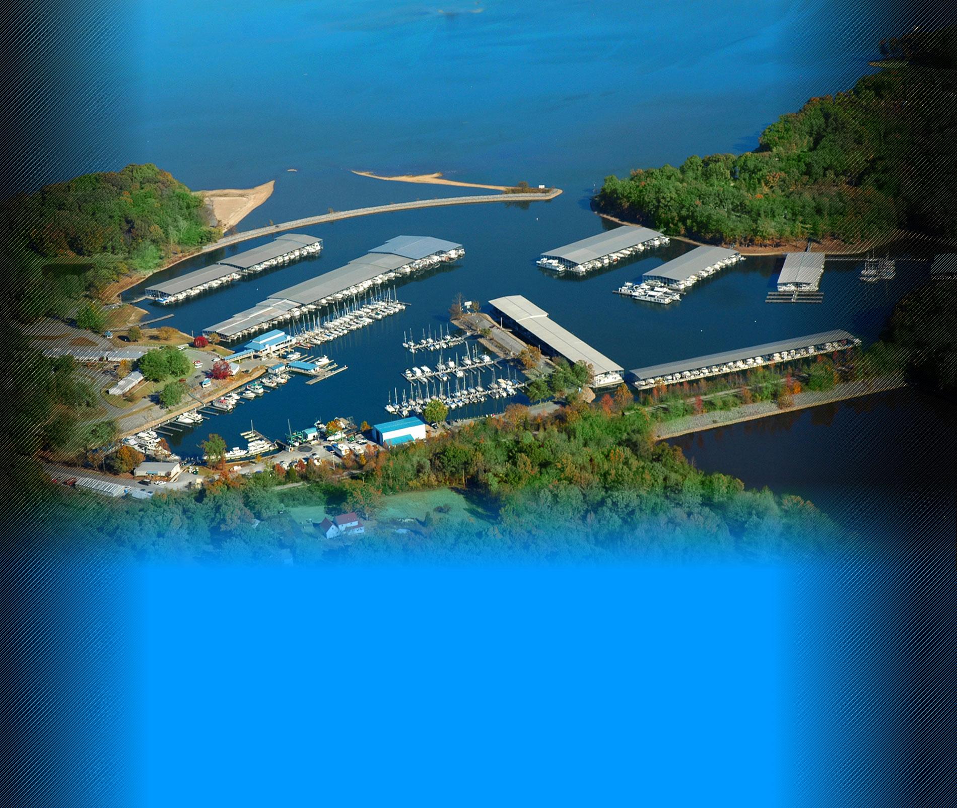 Green Turtle Bay Resort Marina in Grand Rivers, KY