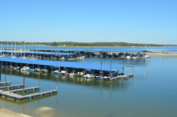 Eagle Mountain Marina in Fort Worth, TX