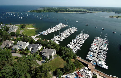 Wentworth By The Sea Marina in New Castle, NH