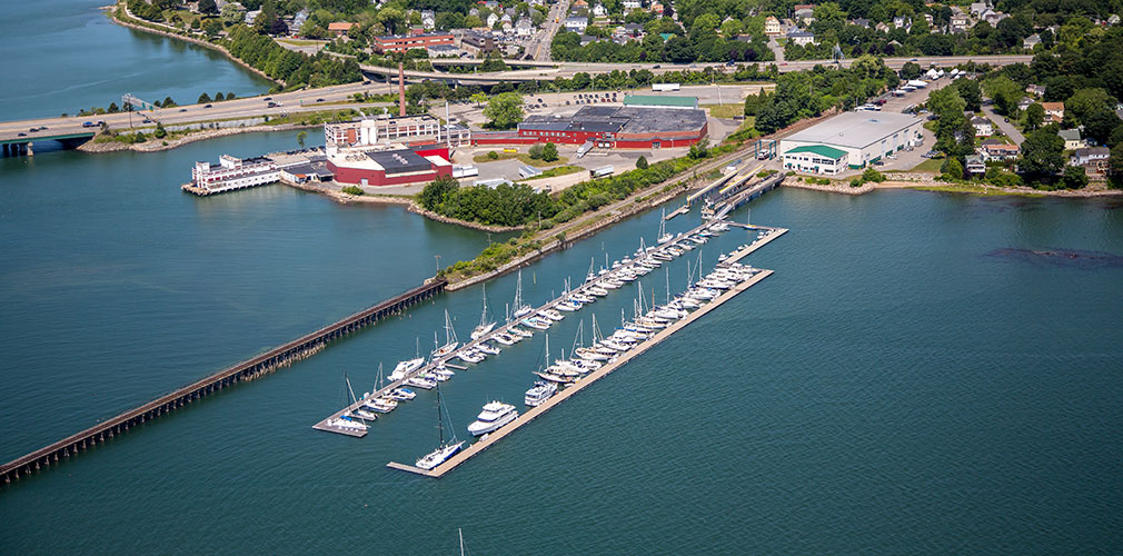 Maine Yacht Center in Portland, ME