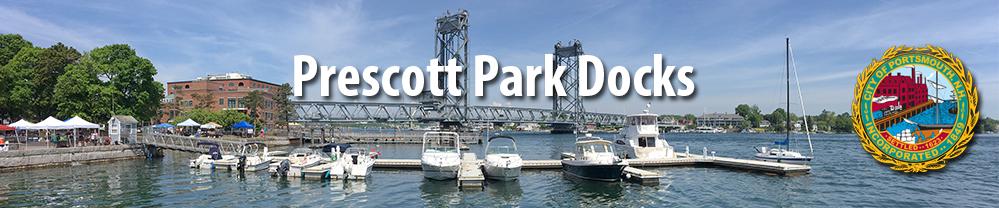 Prescott Park Docks in Portsmouth, NH
