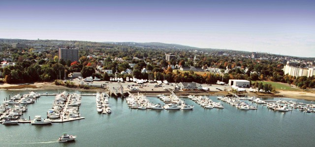 Bay Pointe Marina in Quincy, MA