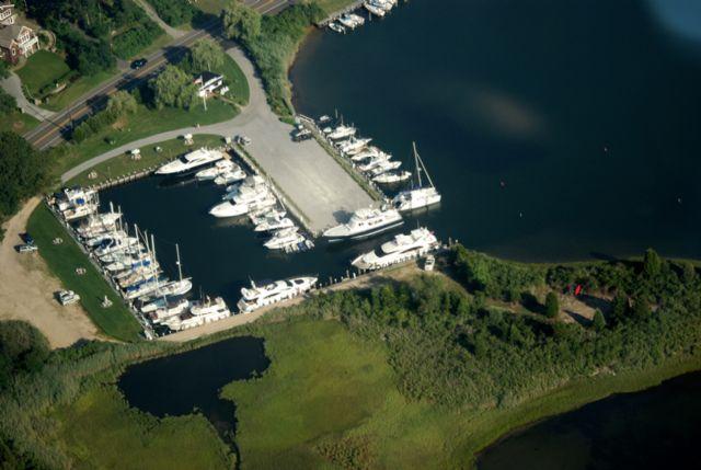 Gardiner's Marina in East Hampton, NY