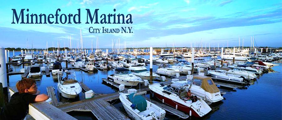 Minneford Marina in Bronx, NY