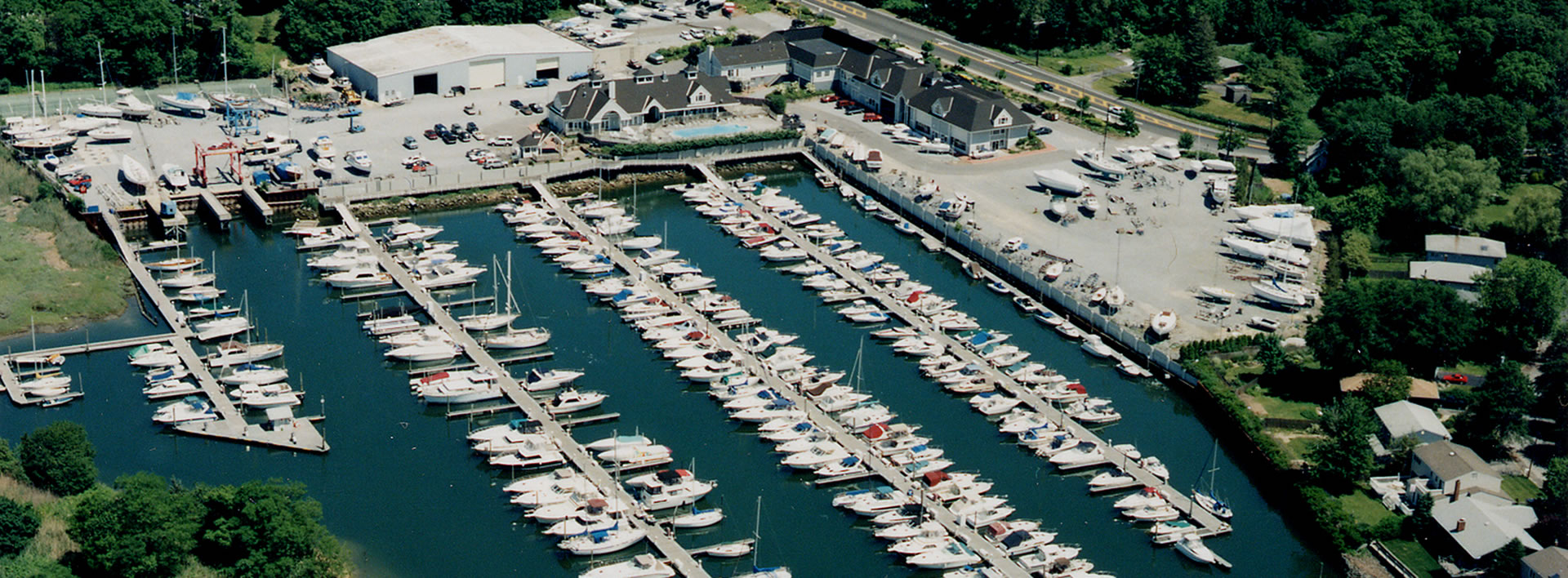 Britannia Yachting Center in Northport, NY
