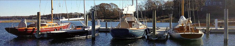 Coecles Harbor Marina & Boatyard in Shelter Island, NY