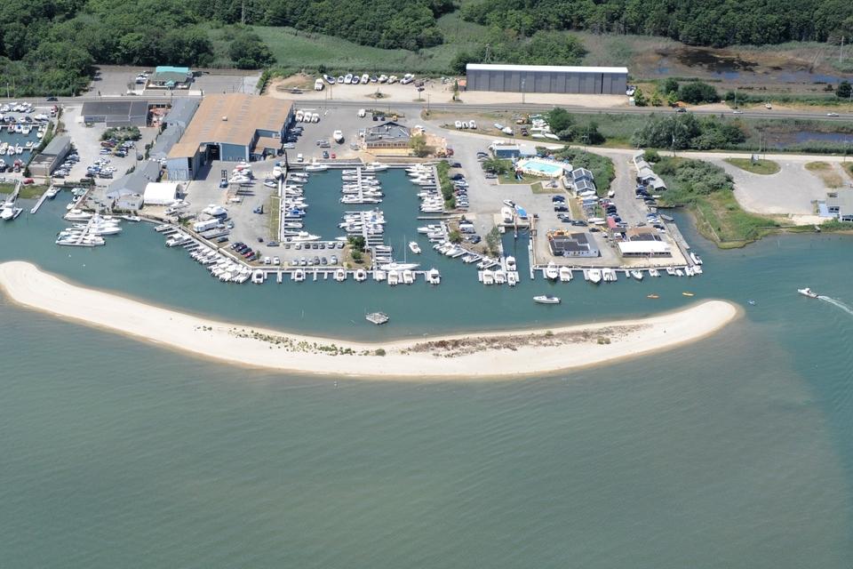 Port of Egypt Marine in Southold, NY