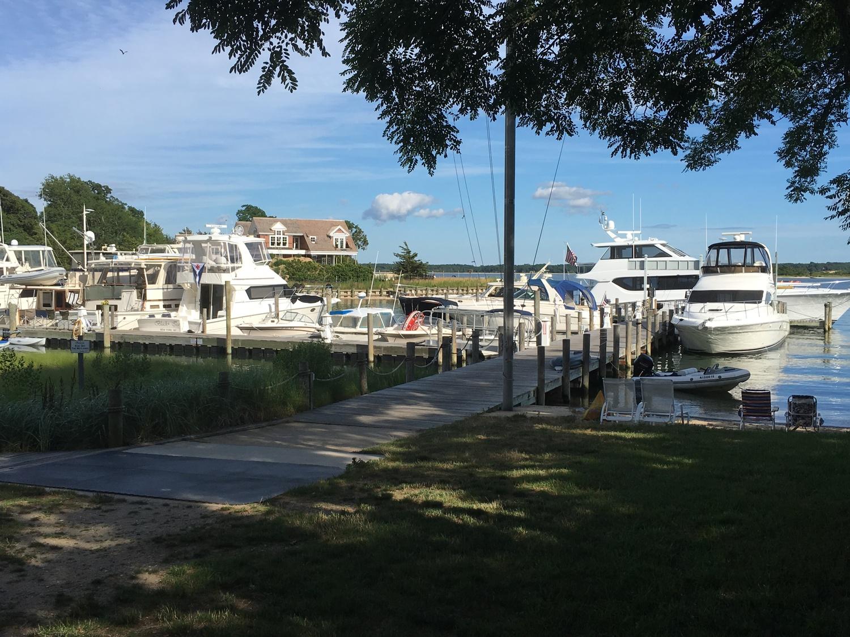 The Island Boatyard & Marina in Shelter Island, NY