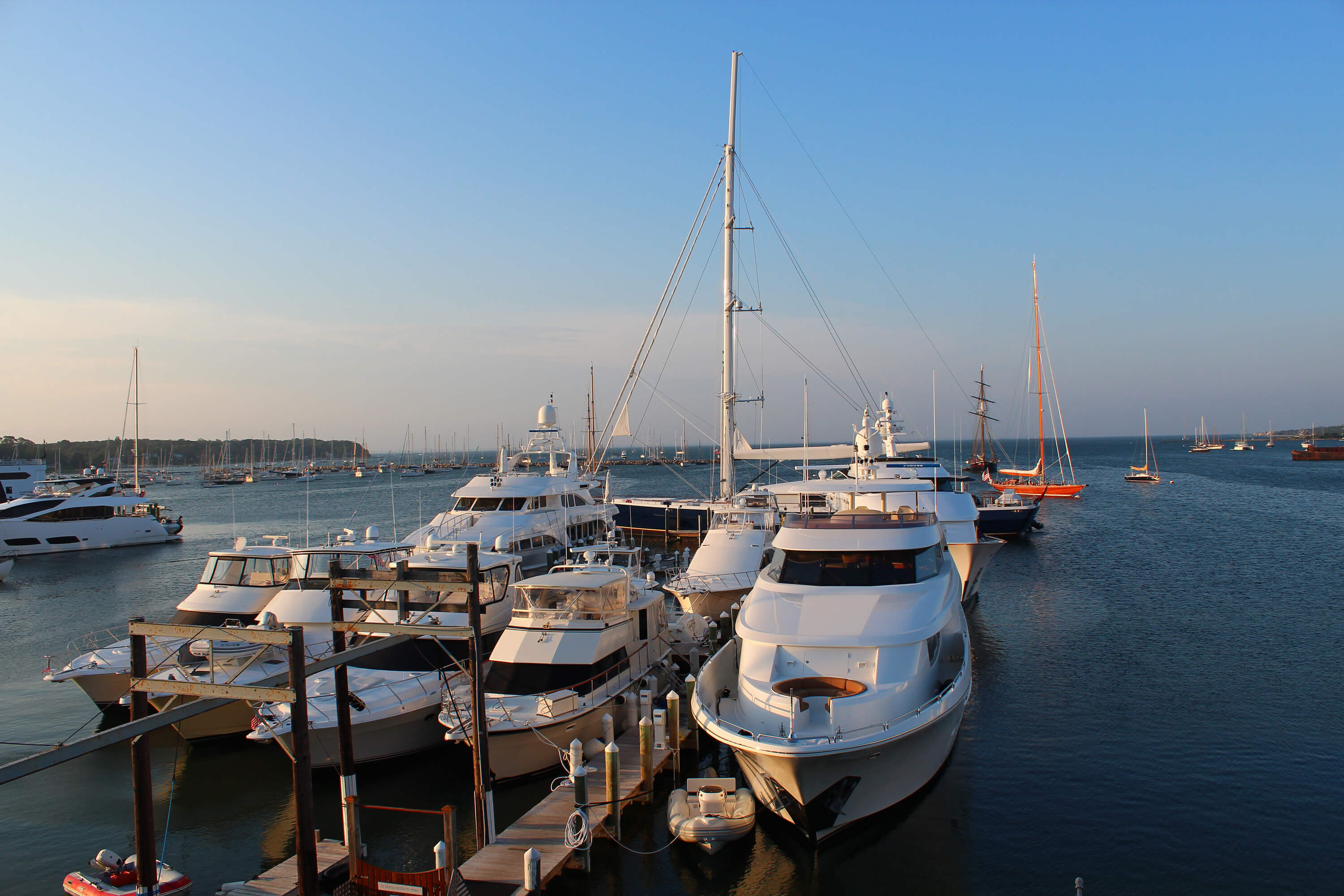 Vineyard Haven Marina in Vineyard Haven, MA