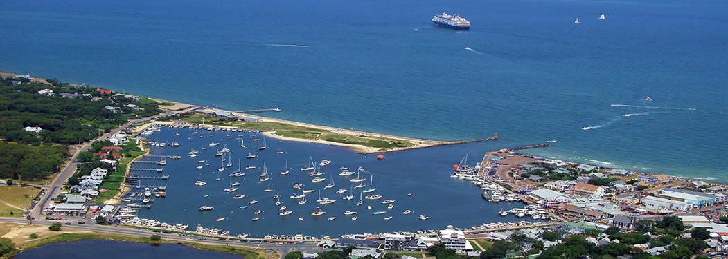 Oak Bluffs Marina in Oak Bluffs, MA