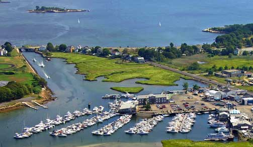 Cape Ann's Marina Resort in Gloucester, MA