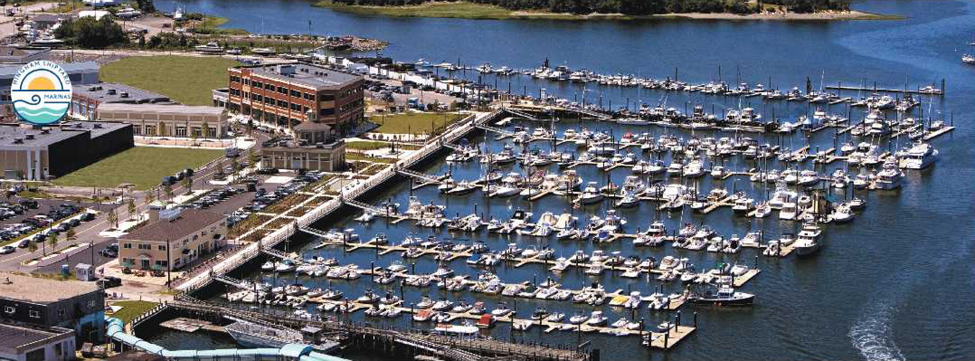 Hingham Shipyard Marinas in Hingham, MA