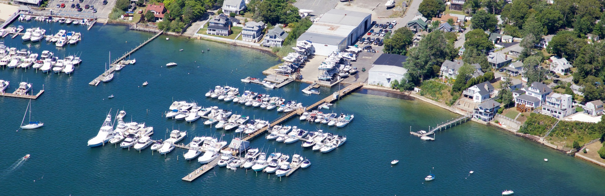 Brewer Onset Bay Marina in Buzzards Bay, MA