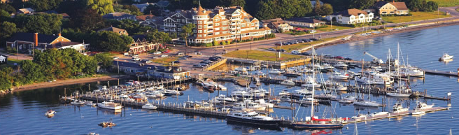 Conanicut Marina in Jamestown, RI