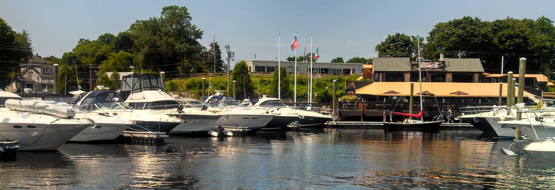 East Greenwich Marina in East Greenwich, RI