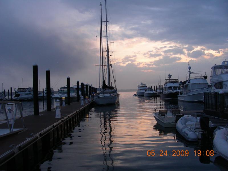 Newport Marina in Newport, RI