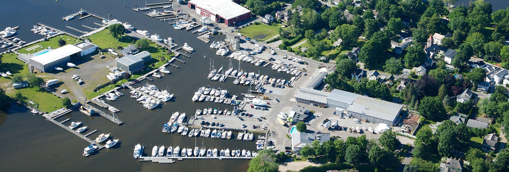 Brewer Dauntless Shipyard