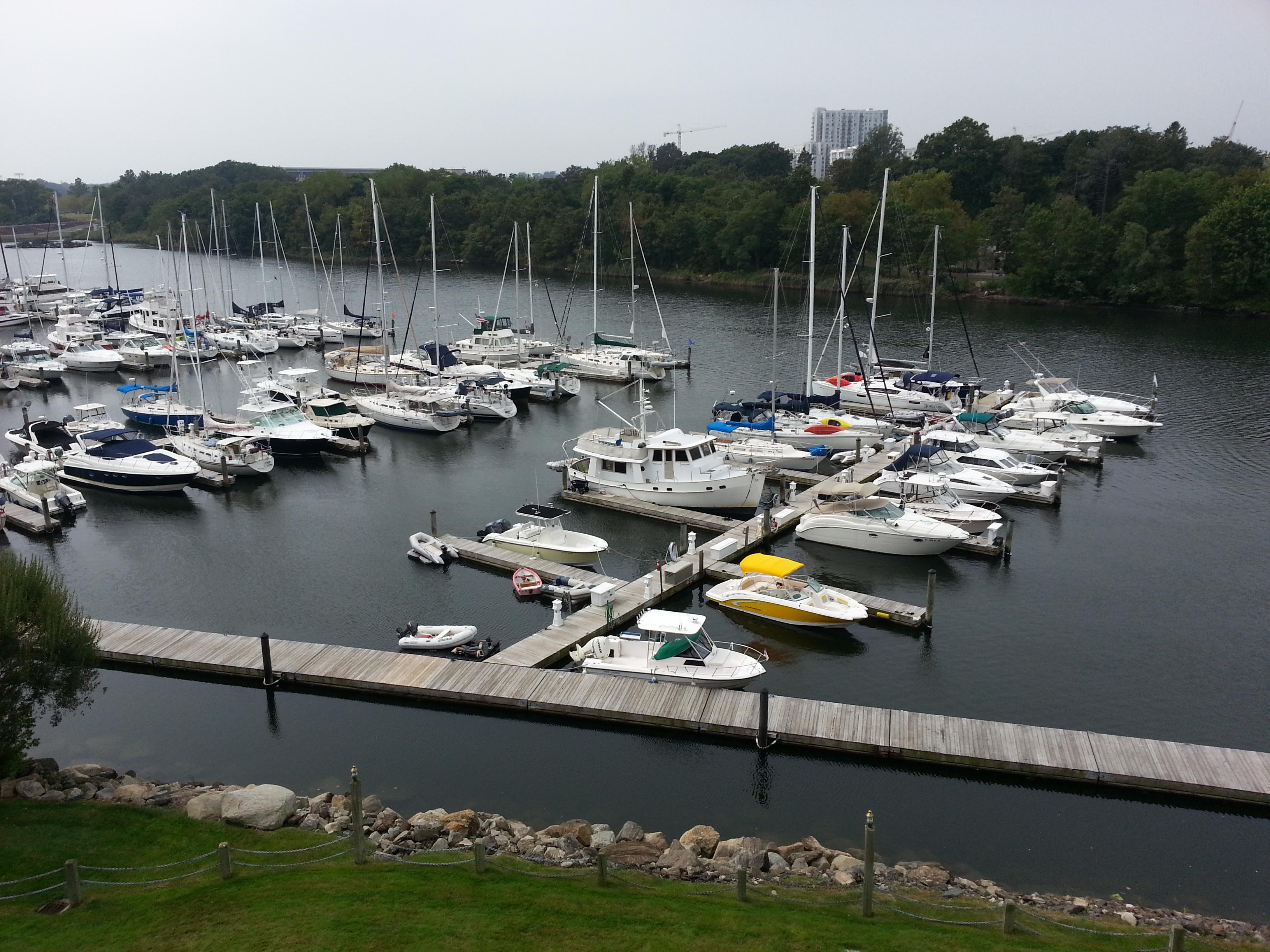 Harbor House Marina in Stamford, CT