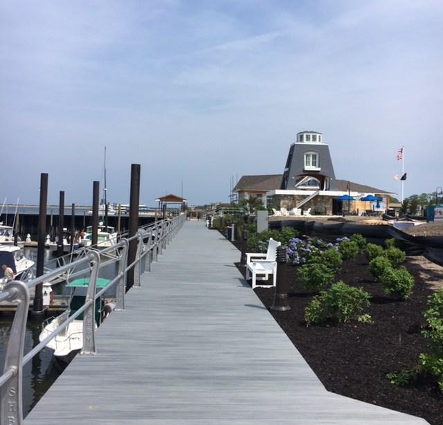 Sandy Hook Bay Marina in Highlands, NJ
