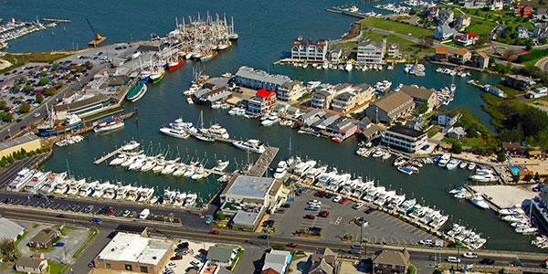 South Jersey Marina in Cape May, NJ