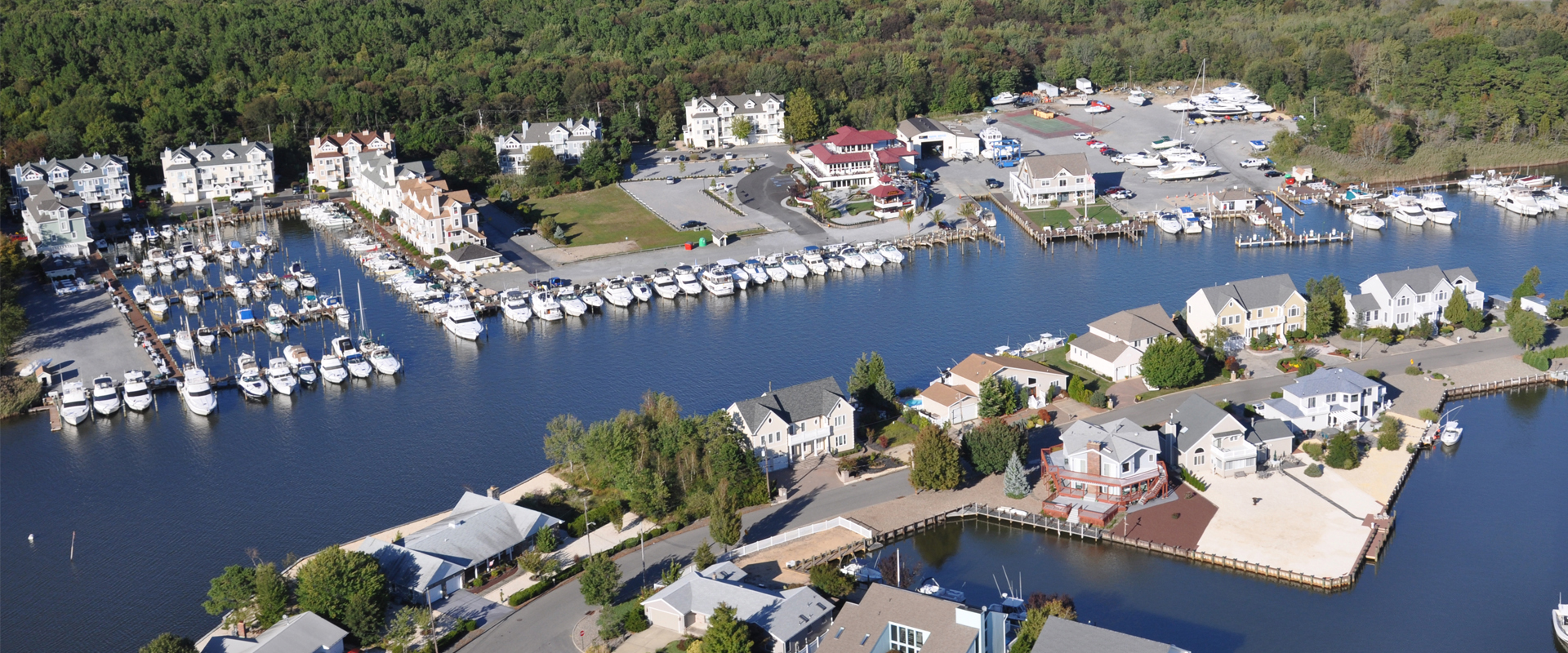 The Marina at Southwinds in Forked River, NJ