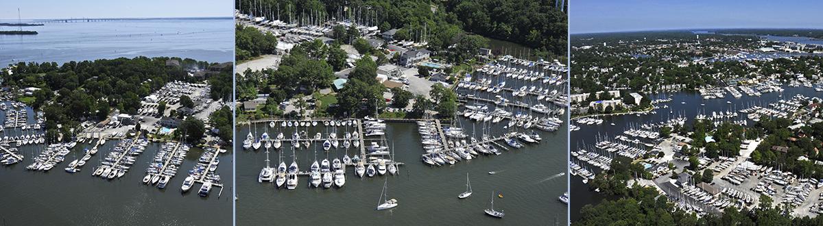 Port Annapolis Marina in Annapolis, MD