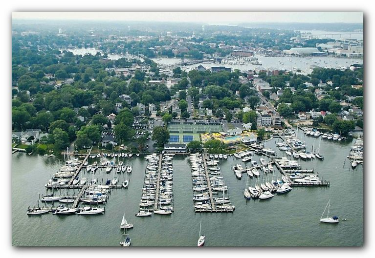 Mears Marina in Annapolis, MD