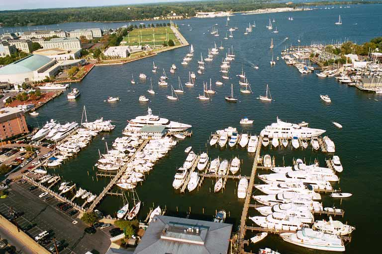 Annapolis Yacht Basin in Annapolis, MD