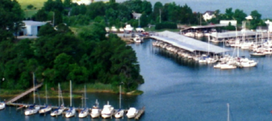 Point Lookout Marina in Ridge, MD