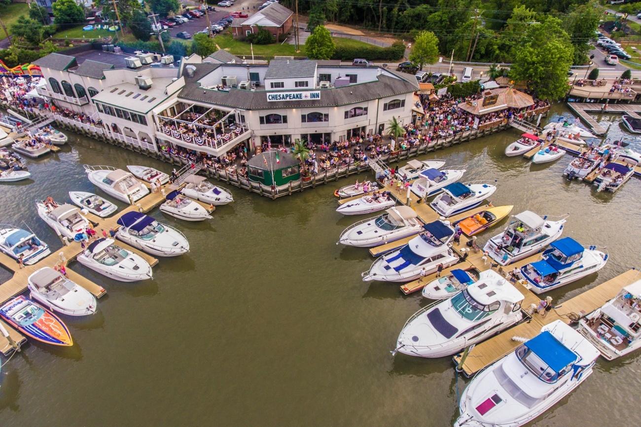 Chesapeake Inn & Marina in Chesapeake City, MD