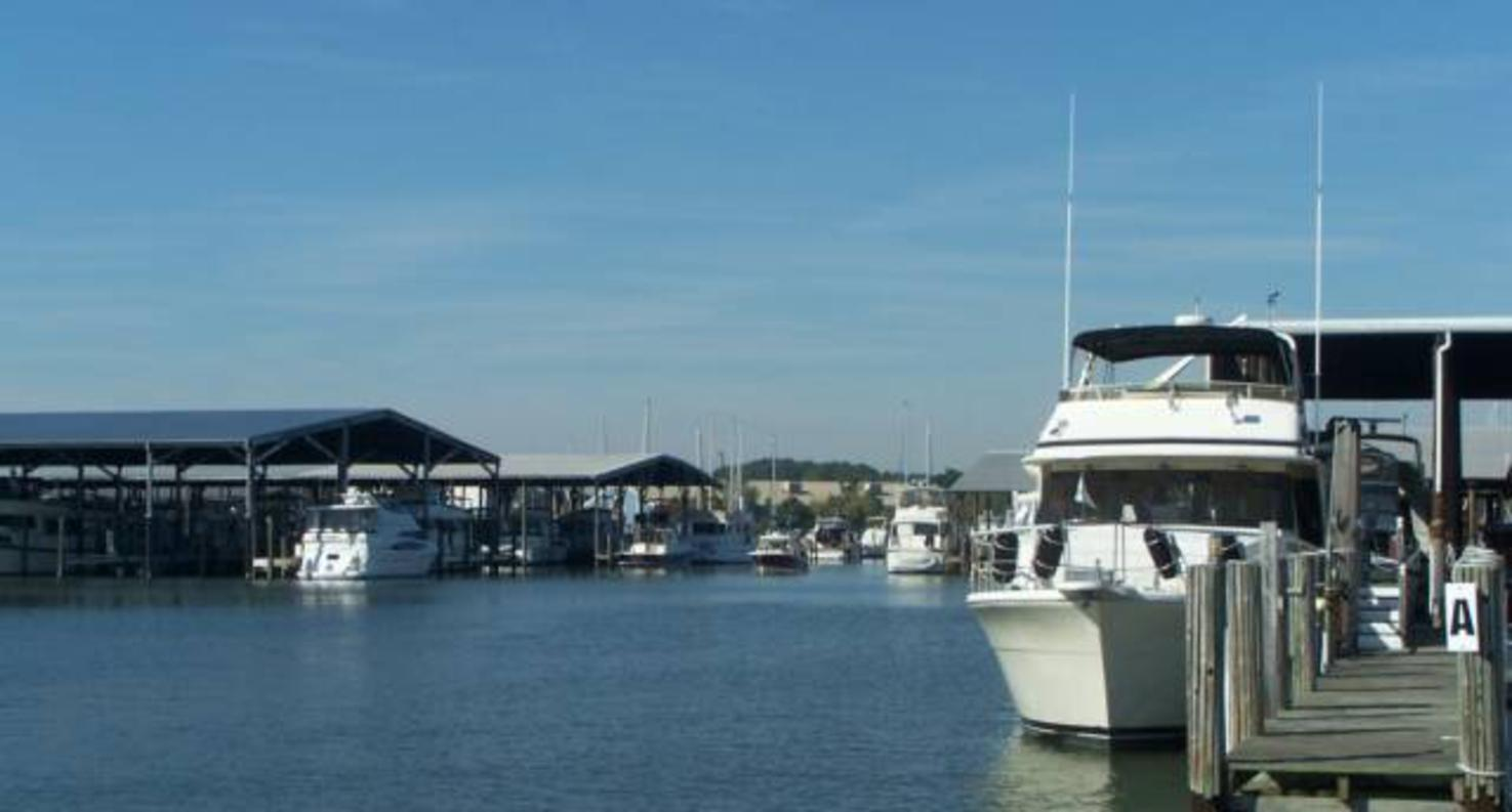Piney Narrows Yacht Haven in Chester, MD