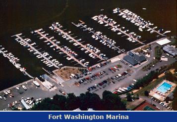 Fort Washington Marina in Fort Washington, MD
