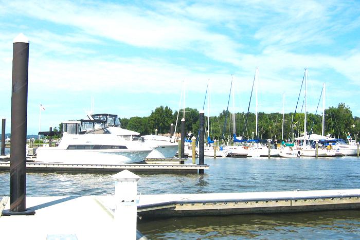 Bohemia Vista Marina in Chesapeake City, MD