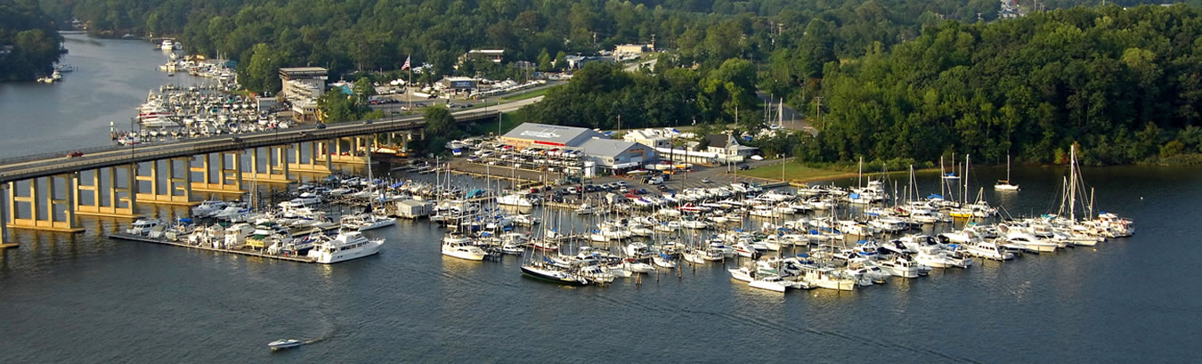 Liberty Marina in Edgewater, MD