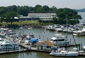 Mears Great Oak Landing Marina in Chestertown, MD