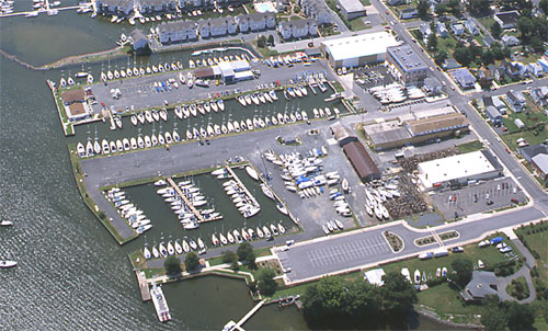 Tidewater Marina in Havre De Grace, MD