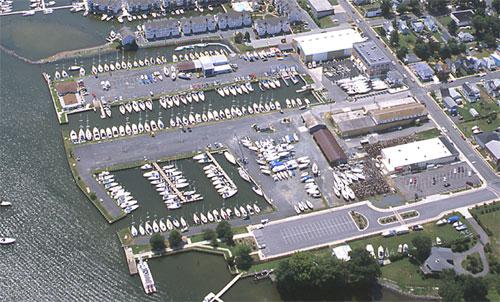 Tidewater Marina in Havre De Grace, MD