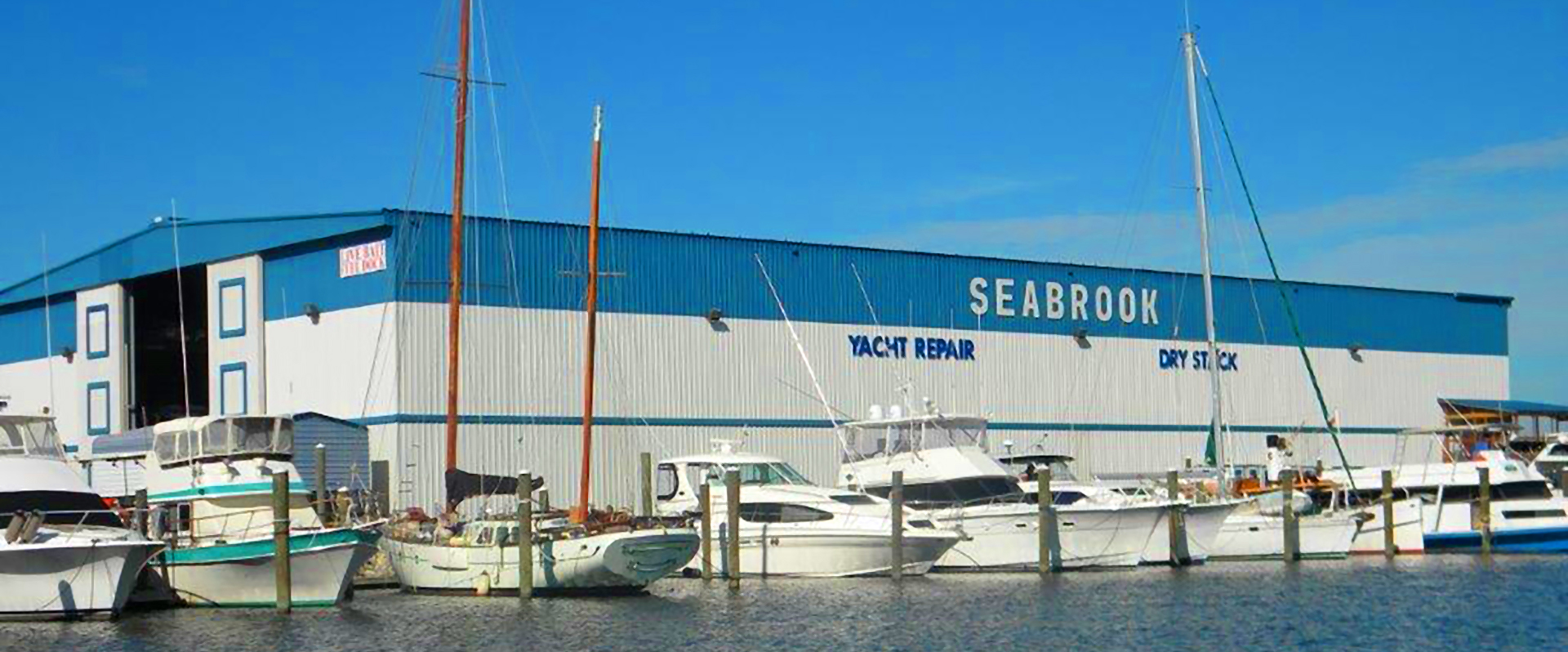 SeaBrook Harbor & Marine in New Orleans, LA