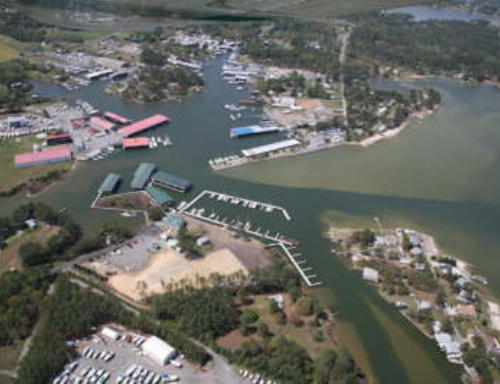 Dozier's Regatta Point Marina in Deltaville, VA
