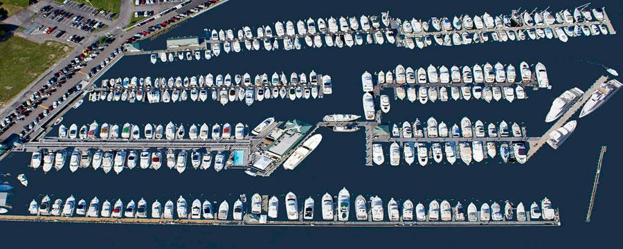 Tidewater Yacht Marina in Portsmouth, VA