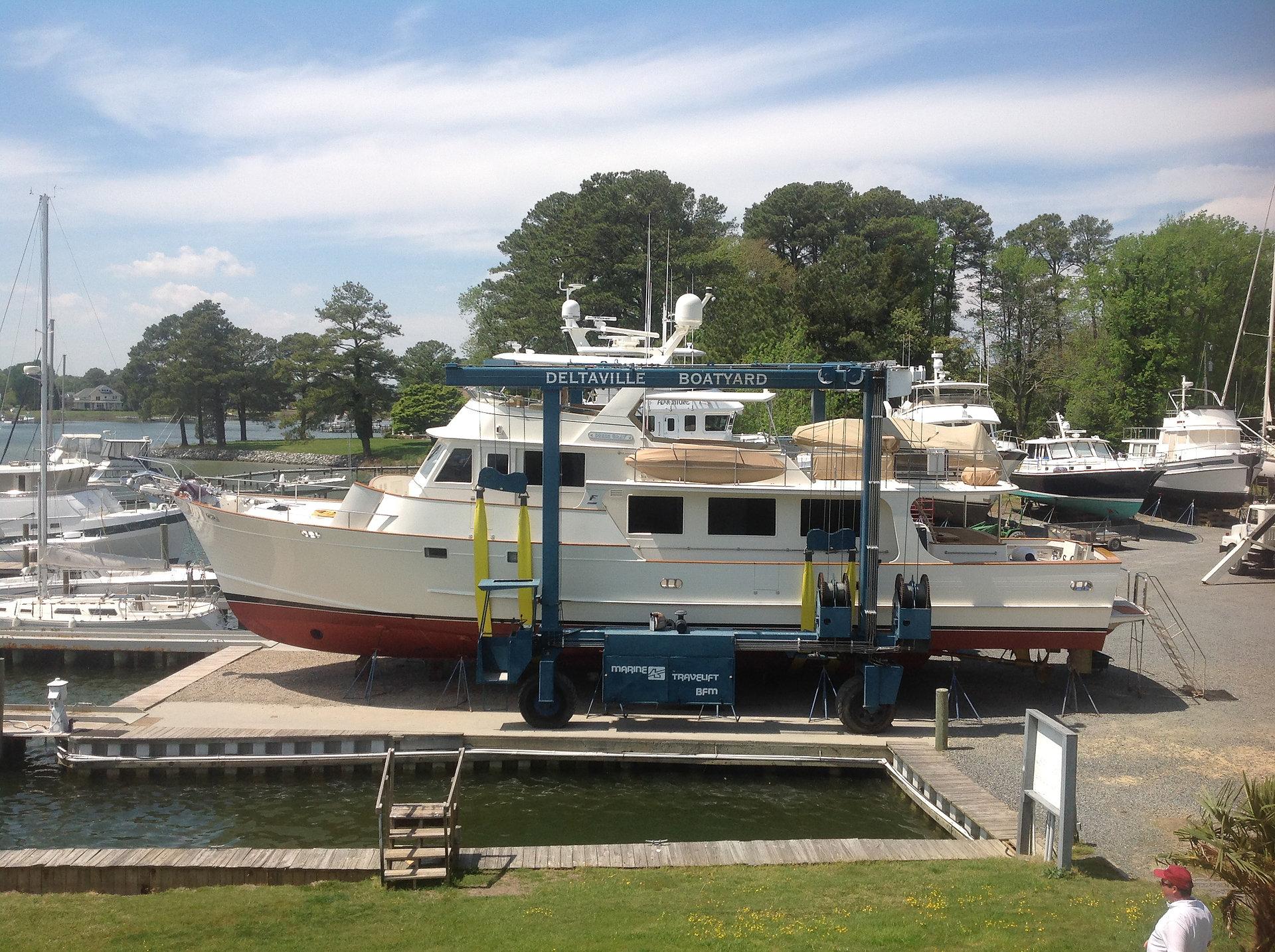 Deltaville Marina in Deltaville, VA