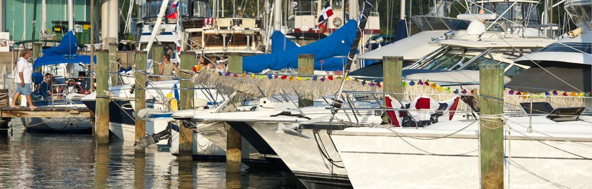 Downtown Hampton Public Piers