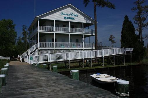 Dowry Creek Marina in Belhaven, NC