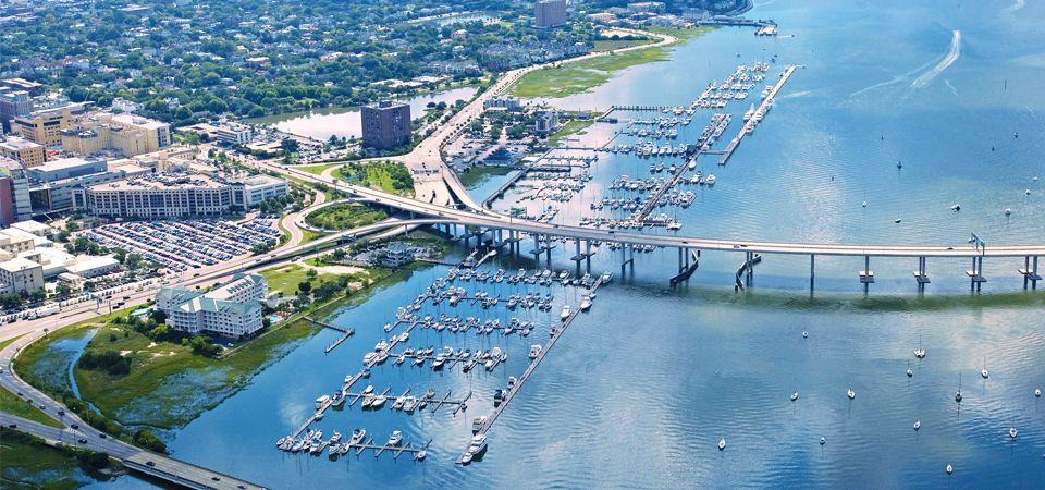 Charleston City Marina in Charleston, SC