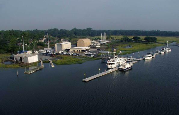 Hinckley Yacht Services Savannah in Savannah, GA