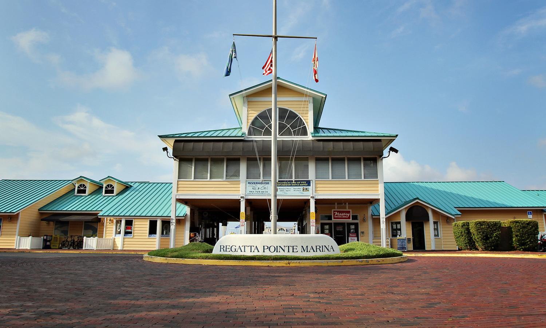 Regatta Pointe Marina in Palmetto, FL