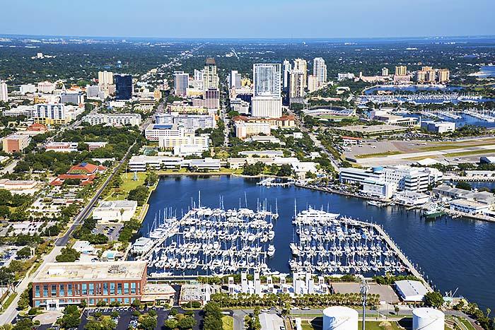 Harborage Marina in St. Petersburg, FL