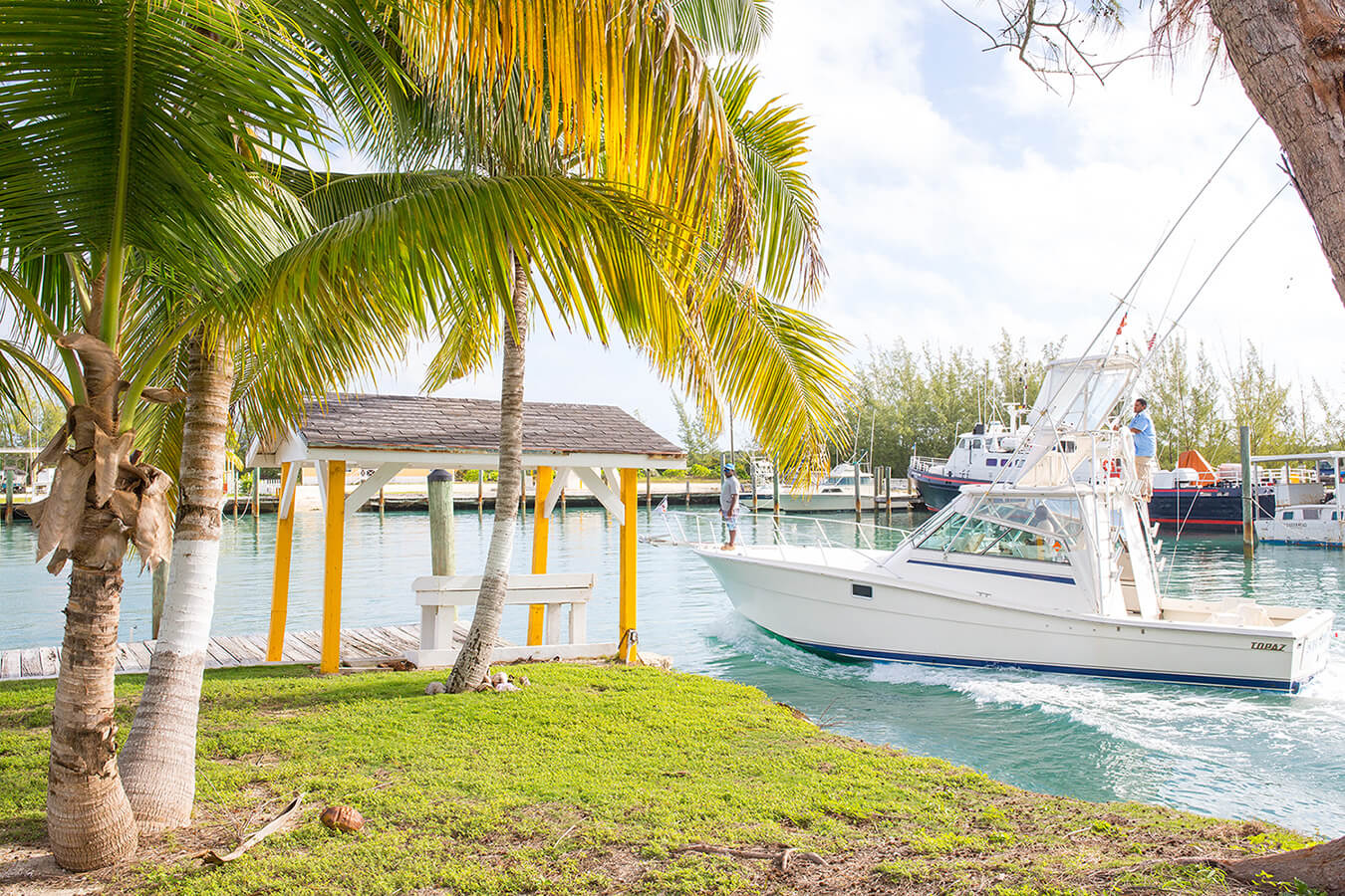 Davis Harbour Marina in Eleuthera, 0