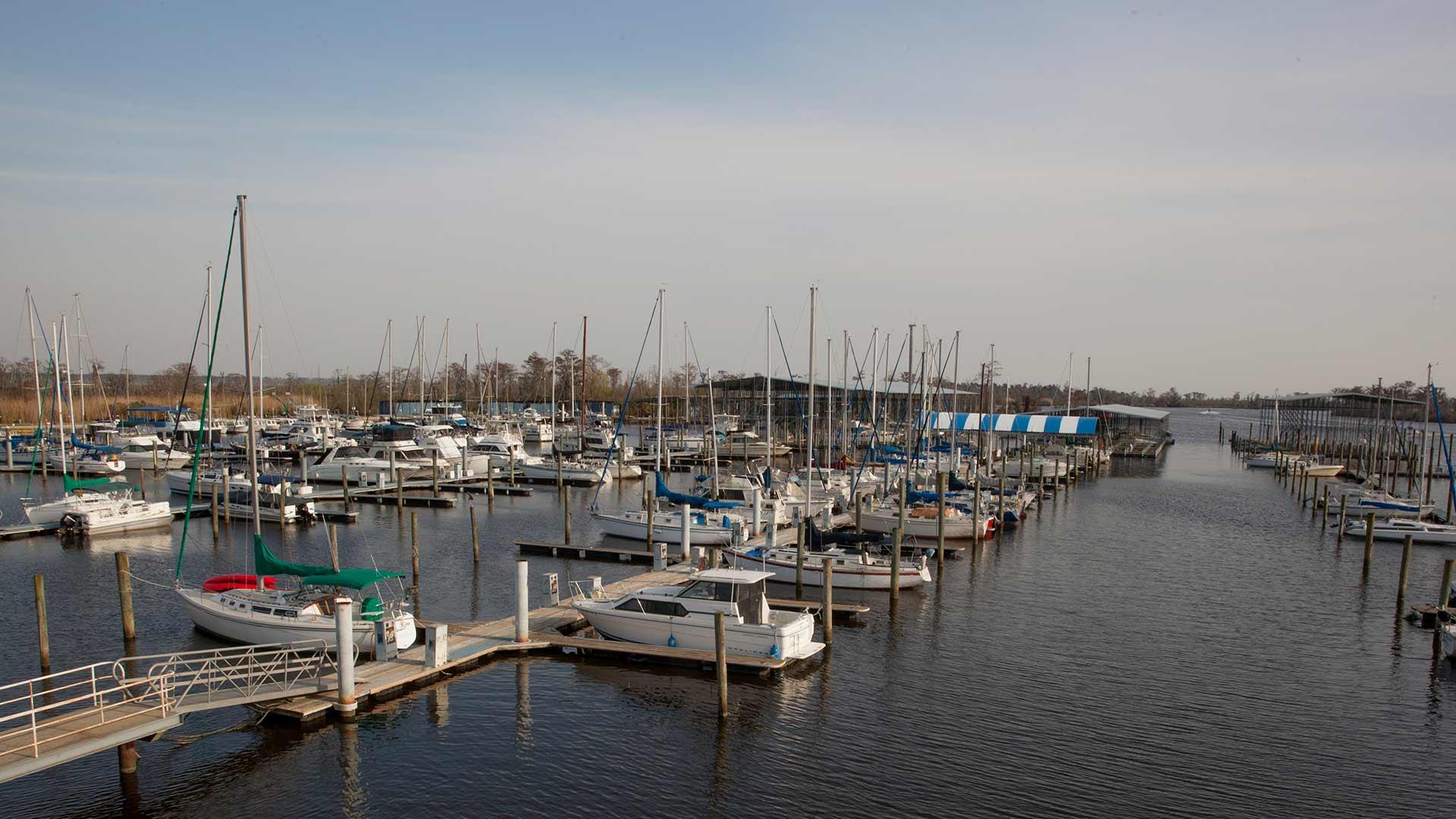 Marina del Ray in Madisonville, LA