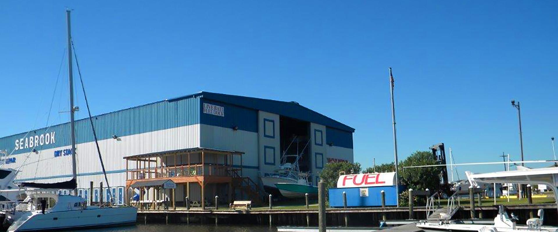 Seabrook Harbor/Seabrook Marine in New Orleans, LA
